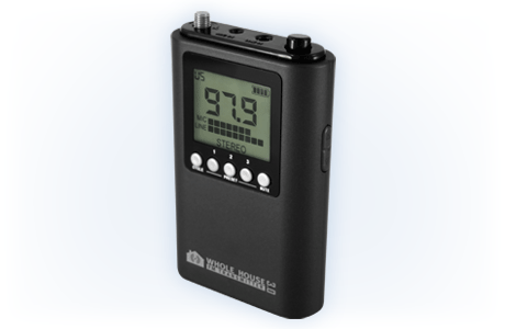 Christmas light display whole house fm transmitter this little black box evolved into the industry leader in distance and sound clarity when you demand clear sound and broadcast distance the whole house fm aloadofball Image collections